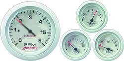 Flagship White face Gauges